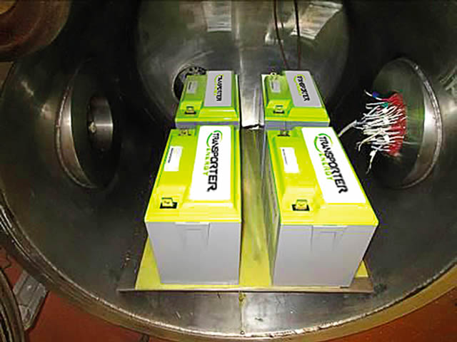 Intertek battery testing