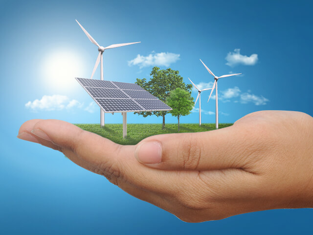Limitless green energy